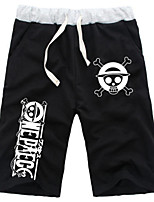 Cosplay Costumes-One Piece-Edward Newgate-Shorts