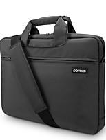 POFOKO® 15 Inch Oxford Fabric Laptop Bag Black/Gray
