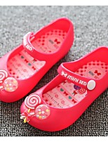 Baby Shoes Casual PVC Flats Blue / Pink / Red