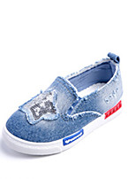 Childrens' Shoes Casual Comfort Fabric Loafers Blue / Red