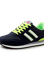 Men's Shoes Casual Tulle Fashion Sneakers Blue / Green / Red