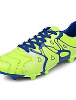 Schoenen Zwart / Blauw / Groen PU Voetbal Voor Heren / Jongens