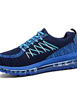 Scarpe Donna-Sneakers alla moda-Sportivo-Comoda-Piatto-Tulle-Blu / Verde / Rosa / Rosso