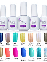 ILuve Nail Polish For Nail Art UV Gel Odorless Long Lasting Soak Off 15ml/per Bottle  238 Color Choices GLA1600-1625