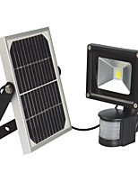 10W Solar Powered Outdoor LED Garden Lights LEDs PIR Body Motion Sensor Solar Floodlights