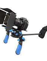 DSLR Rig Set Movie Kit Shoulder Mount Rig with Matte Box for  Video Camcorders