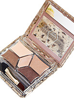 Canmake® 5 Shimmer Earth Color Eyeshadow Palette In Pink Box New Color