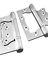 thickening stainless steel Free slot Hinge(2 piece)
