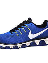 NIKE AIR MAX TAILWIND 8 Flywire Running Men's Sneaker Shoes Fabric Black / Gray / Royal Blue / Orange