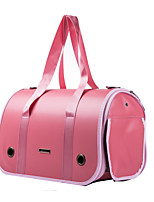 Solid Pet Carrier Dog Bag for Dogs and Cats