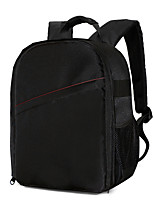 INDEPMAN Waterproof Camera/Lens Backpack DSLR Multifuctional Camera Bag 21*13*34 Green/Red/Orange Inside