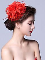Dame Stoff Headpiece-Bryllup / Spesiell Leilighet fascinators 1 Deler