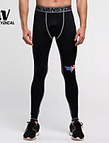 Corsa Pantaloni Per uomo Asciugatura rapida / Compressione / Materiali leggeri Corsa Sportivo altro