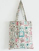 Women-Casual / Shopping-Canvas-Shoulder Bag-Multi-color