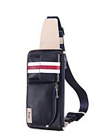 X.BNJ  Men Shouder Bags Top Grade Genuine Leather Men Business Bag Vintage First Layer Cowhide Messenger Waist Bags