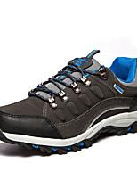 Men's Shoes Fleece Athletic Fashion Sneakers Athletic Flat Heel Black / Gray / Royal Blue