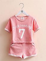 2016 Newest Children Clothing Set Child Digital Male Female Child Twinset Hot Sale Children Casual Clothes 2 Pieces