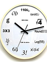 Simple wall clock 15