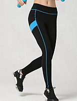 Women's Running Breathable Bottoms Running Sports Wear Blue