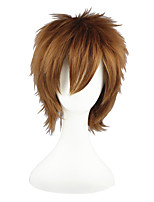 Naruto-Sabaku no Gaara Brown 12inch Anime Cosplay Wig CS-014A