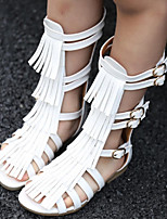 Girls' Shoes Casual Gladiator Sandals Black / White