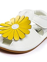 Baby Shoes Outdoor PU Sandals White