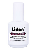 LIDAN Environmental Protection Scrub Seal  15ML Nail Polish for 2 Years