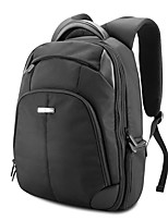 POFOKO® 15 Inch Casual Style Laptop Backpack Notebook Bag Black