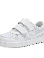 Girls' Shoes Casual Comfort Tulle Flats White