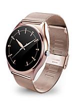 relojes kimlink Z02 inteligentes, bluetooth 4.0 monitor del ritmo / corazón / manos libres llamadas / actividad de seguimiento para iOS y