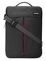 POFOKO® 11/13 Inch Oxford Fabric Laptop Sleeve Red/Gray/Khaki