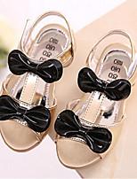 Girls' Shoes Dress Open Toe Sandals Pink / Silver / Gold