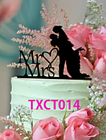 Cake Toppers  With 3 Colors