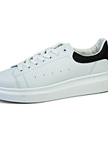 Men's Shoes Office & Career / Party & Evening/Athletic / Dress/Casual Synthetic Fashion Sneakers Black/Green/White