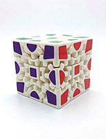 Cubes Magiques IQ Cube magic Cube Equipement Vitesse Cube de vitesse lisse Magic Cube Puzzle Blanc ABS