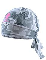 Sombreros / Bandanas(Gris) -Transpirable / Aislado / Resistente a los UV / Permeabilidad a la humeda / Secado rápido / A prueba de polvo