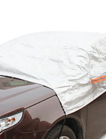 Automotive Car Cover Sunscreen Rainproof Half Car Cover Windshield Sunshade Cover