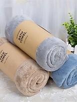 Serviette de bain-Solide- en100% Molleton-70*150cm(27.5