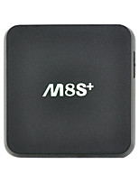 M8S Plus/M8s+ Amlogic S812 Quad Core Android TV Box XBMC 14.2 Android 5.1 2G/8G 2.4G/5G WiFi H.265 DLNA Miracast