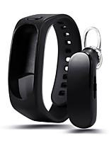 Bracelet d'Activité Contrôle du Sommeil / Trouver mon Appareil / Calories brulées / Pédomètres / Suivi de distance Bluetooth 4.0iOS /