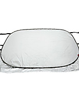 plata papel de aluminio patente anti-ultravioleta del sol sombrilla de aislamiento