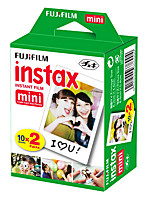 Fujifilm Instax color film white Twin Pack