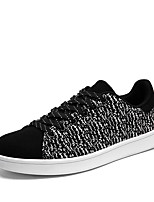 Men's Shoes EU39-EU44 Casual/Travel/Outdoor Tulle Leather Fashion Sneakers Board Shoes