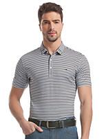 Seven brand 2016 new summer man polo t shirt short sleeve male t 100% cotton turn down t shirts fashion top t
