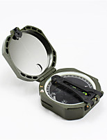 Compasses Convenient / Pocket / Multi Function Hiking / Camping / Travel / Outdoor Alloy Green