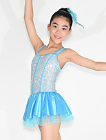 Children Dance Dancewear Kids' Cheering Dancewear Kids' Activities Dance Outfits
