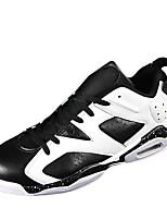 Zapatos Baloncesto PU Negro / Azul / Blanco Hombre