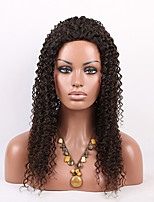 Eva wigs small curly brazilian virgin human hair wigs glueless lace front wigs for women