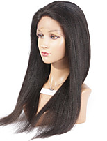 7A Grade Silk Top Brazilian Vrigin Human Hiar Wigs Lace Front Wigs With Natural Hairline
