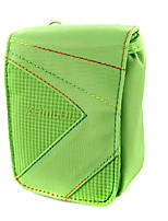S Size Camera Case for Casio zr1000/zr1200/rx100  7.5*3*9 Green